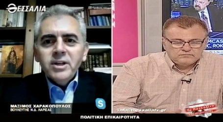 «Υπάρχει και ατομική ευθύνη για τους εμβολιασμούς» λέει ο Χαρακόπουλος