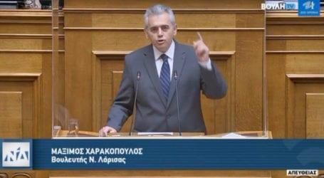 Χαρακόπουλος: Ο Ε-65 ανοίγει νέες αναπτυξιακές προοπτικές