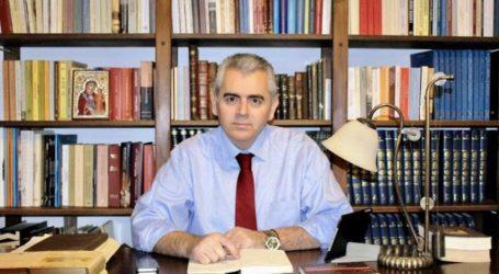 Χαρακόπουλος: Η κοινωνία απαιτεί αναβάθμιση της παιδείας και αξιολόγηση εκπαιδευτικών