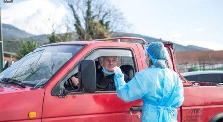 Κορωνοϊός: 17 θετικά rapid test σήμερα στον Βόλο
