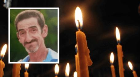 Θρήνος στο Τρίκερι – Πέθανε 59χρονος οικοδόμος