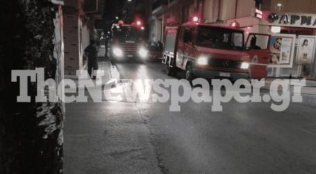 Βόλος: Κινητοποίηση της Πυροσβεστικής για φωτιά σε κεντρικό αρτοποιείο [εικόνες]