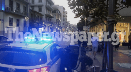 Τραυματίστηκε γυναίκα ΑΜΕΑ στον Βόλο – Παρασύρθηκε με το  αμαξίδιό της από μηχανάκι [εικόνες]