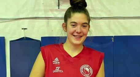 Ενισχύεται η γυναικεία ομάδα μπάσκετ του Ολυμπιακού Βόλου
