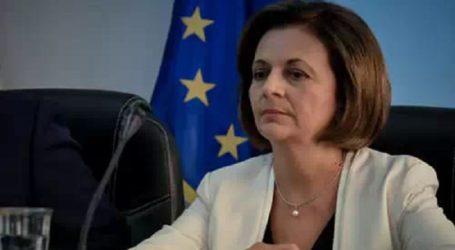 Μαρίνα Χρυσοβελώνη: Η δήλωση της για το ολοκαύτωμα της Αγχιάλου