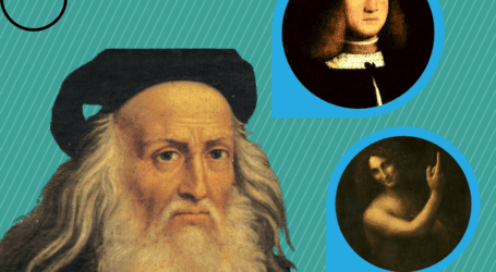 Οι άνδρες που αγάπησε ο Da Vinci!