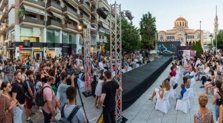 Φαντασμαγορικό 360 Fashion Show στο Βόλο [εικόνες]