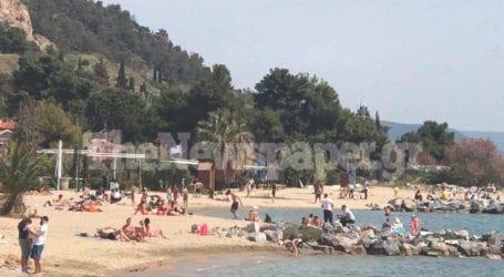 Καιρός για παραλία – Στους 33 βαθμούς η θερμοκρασία το τριήμερο στη Μαγνησία