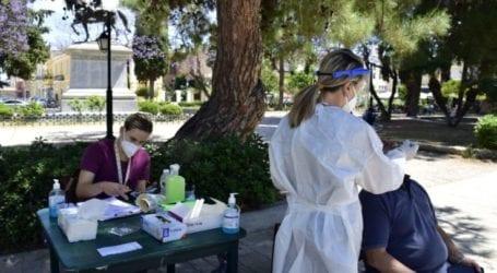 Πού θα γίνουν την Παρασκευή rapid test σε Λάρισα και Θεσσαλία