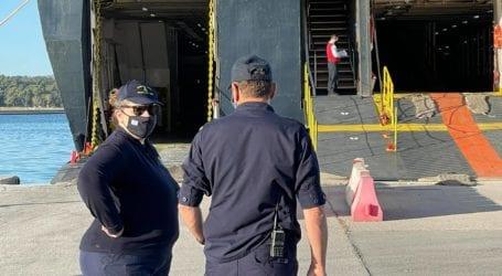 Νέα μέτρα: Από το Λιμενικό ο έλεγχος της επιβίβασης στα πλοία