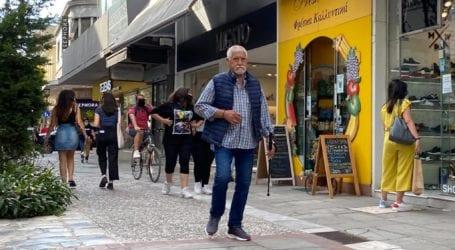 Να μην ανοίξουν τα καταστήματα την Κυριακή προτρέπει ο Εμπορικός Σύλλογος Βόλου