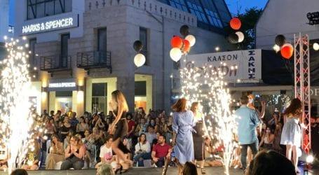 Βόλος: Εντυπωσιακό fashion show από το ΙΕΚ ΔΕΛΤΑ – Τράβηξε τα βλέμματα η Μακρυπούλια [εικόνες]