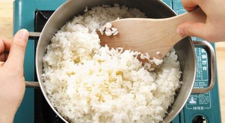 Βολιώτης έκανε γυαλιά καρφιά το σπίτι του επειδή έπεσε ρύζι έξω από το πιάτου του 3χρονου γιου του!