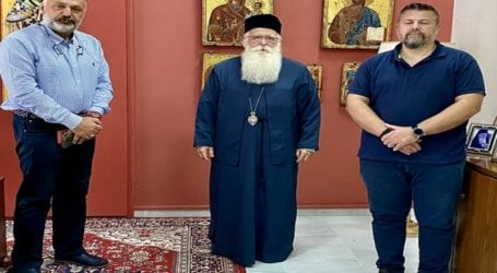 Συνεργασία της Μητρόπολης Δημητριάδος με το Σώμα Ελλήνων Προσκόπων