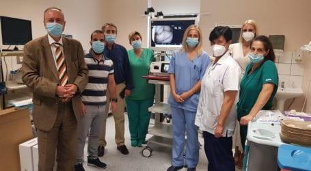 Με νέο εξοπλισμό επανδρώθηκε το Γενικό Νοσοκομείο Βόλου