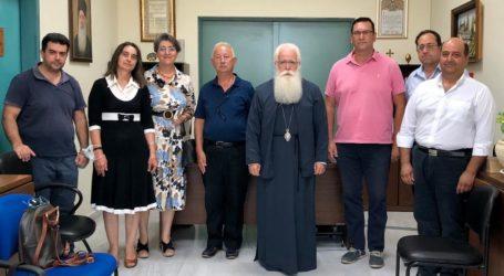 Αυτό είναι το νέο Διοικητικό Συμβούλιο των Ιεροψαλτών της Μητρόπολης Δημητριάδος