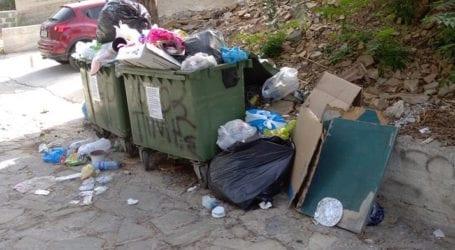 «Πνίγεται» στα σκουπίδια η Άφησσος – Μία εβδομάδα χωρίς αποκομιδή μέσα στο καλοκαίρι [εικόνες]