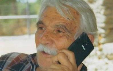 Βόλος: Πέθανε ο συγγραφέας Ηλίας Καλλές