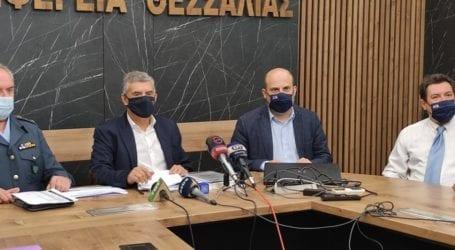 Κ. Αγοραστός: Πάνω από 800 χιλιάδες έλεγχοι για κορωνοϊό το τελευταίο εξάμηνο στη Θεσσαλία