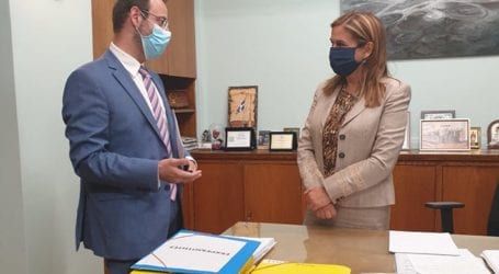 Επιτυχία στη συνάντηση Ράπτη-Μαραβέγια: Αποδεκτό το αίτημα της μονάδας Αλτσχάιμερ Βόλου για αύξηση του αριθμού των νοσηλευομένων