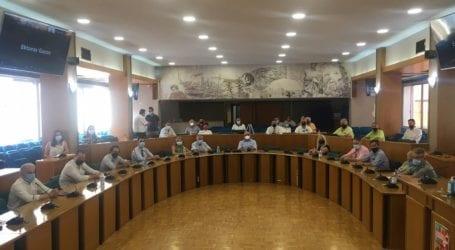 Μήνυμα εντατικοποίησης των εμβολιασμών με τη συνεργασία όλων των φορέων της Περιφέρειας Θεσσαλίας