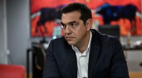 Στη Βόρεια Μακεδονία ο Αλέξης Τσίπρας για το πρώτο Φόρουμ Διαλόγου των Πρεσπών
