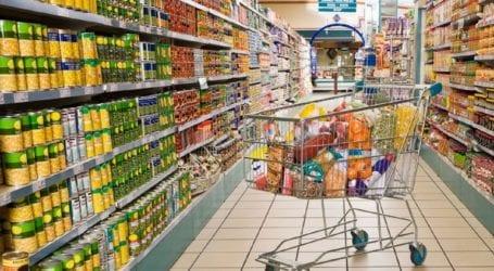 Αύξηση 3,1% της απασχόλησης στο λιανεμπόριο τροφίμων το 2020