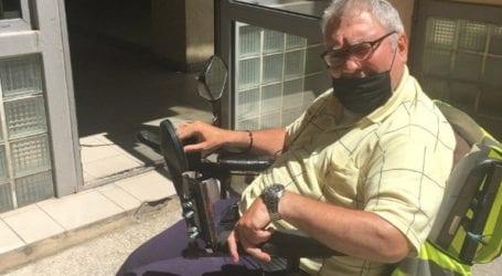 Η καθημερινότητα ενός εργαζομένου με αναπηρία στα δικαστήρια της Θεσσαλονίκης