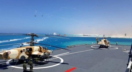 Ελληνική συμμετοχή στα εγκαίνια ναυτικής βάσης της Αιγύπτου