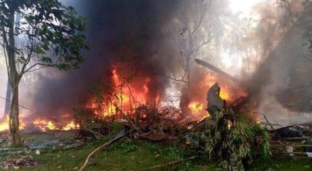Η συντριβή του αεροσκάφους στις Φιλιππίνες δεν προκλήθηκε από επίθεση