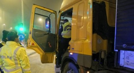 Με «πειραγμένους» ταχογράφους εντοπίστηκαν 49 φορτηγά