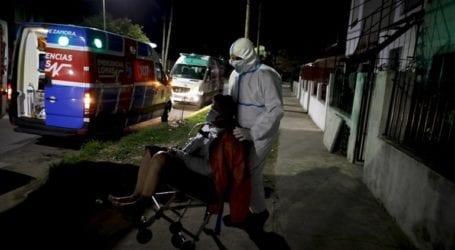 310 θάνατοι το τελευταίο 24ωρο στην Αργεντινή