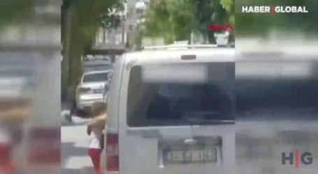 Πατέρας κρέμασε το παιδί του από την πόρτα του αυτοκινήτου για… τιμωρία
