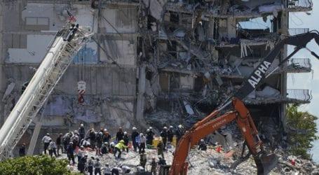 Στους 27 οι νεκροί από την κατάρρευση πολυκατοικίας στο Μαϊάμι