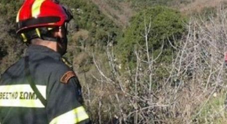 Επιχείρηση της ΕΜΑΚ για τον εντοπισμό 35χρονου ορειβάτη