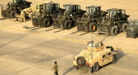 Η αποχώρηση δυνάμεων των ΗΠΑ έχει ολοκληρωθεί κατά 90%