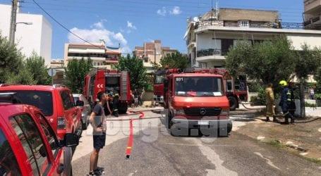 Έκρηξη σε κατάστημα στο Περιστέρι