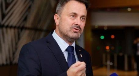 Εξιτήριο από το νοσοκομείο έλαβε ο πρωθυπουργός του Λουξεμβούργου