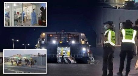 Οι Αρχές δεν γνώριζαν για ύποπτα κρούσματα στο πλοίο από την Ίο