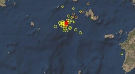 Σεισμός 3,5 Ρίχτερ στη Νίσυρο