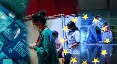 Η ΕΕ κατέγραψε το 2020 ρεκόρ θανάτων για τα τελευταία 60 χρόνια