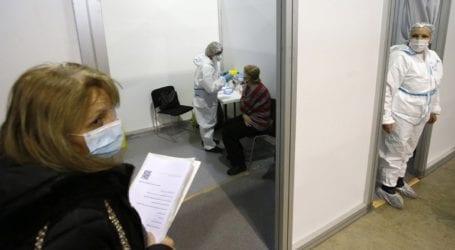 Σε χαμηλά επίπεδα παραμένουν οι εμβολιασμοί