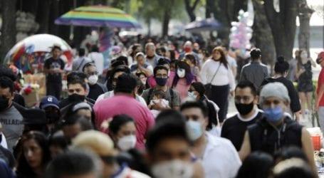 217 θάνατοι το τελευταίο 24ωρο στο Μεξικό