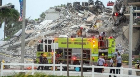 79 νεκροί και πάνω από 60 αγνοούμενοι από την κατάρρευση της πολυκατοικίας