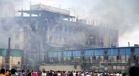 Συνελήφθη ο ιδιοκτήτης του εργοστασίου όπου ξέσπασε πυρκαγιά
