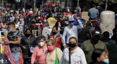Αυξήθηκαν τα κρούσματα Covid-19 στο Μεξικό
