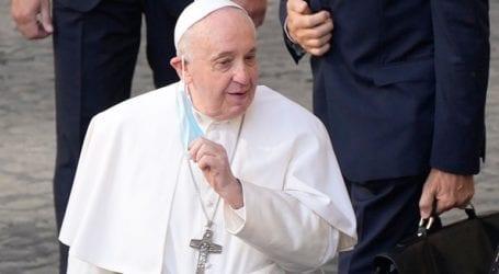Εξιτήριο αναμένεται να λάβει ο Πάπας έπειτα από επέμβαση στο παχύ έντερο