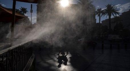 Προειδοποίηση για πολύ υψηλές θερμοκρασίες στις δυτικές πολιτείες