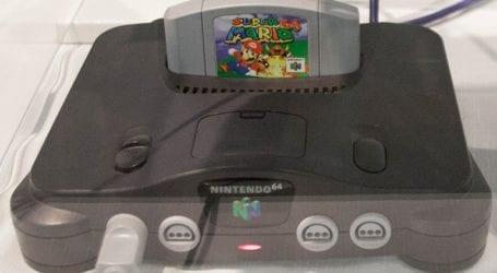 Κασέτα Super Mario του Nintendo 64 πωλήθηκε έναντι 1,56 εκατ. δολαρίων σε δημοπρασία