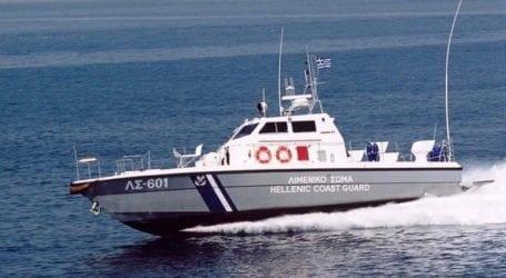 Κόρινθος: Αυτοκίνητο έπεσε στη θάλασσα